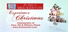 The Shops at Brickerton – Experience Christmas